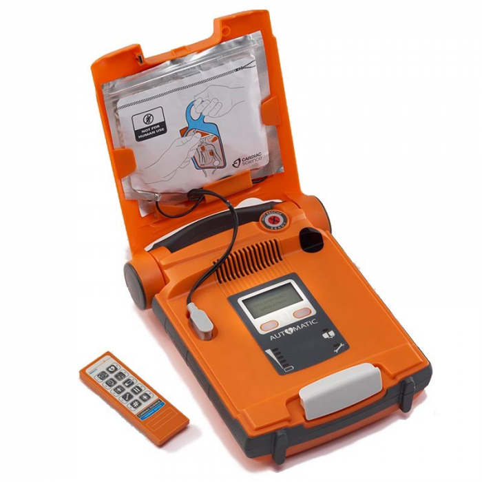 21d11599d2a Cardiac Science Powerheart G5 AED Trainer (190-5020-001) - Cardiac Science  - AED Trainers - AED Accessories - AEDs & Accessories - AEDs & CPR - Health  ...