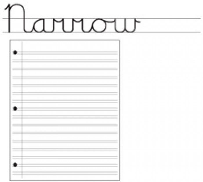Handwriting Without Tears Paper - Handwriting - Fine Motor