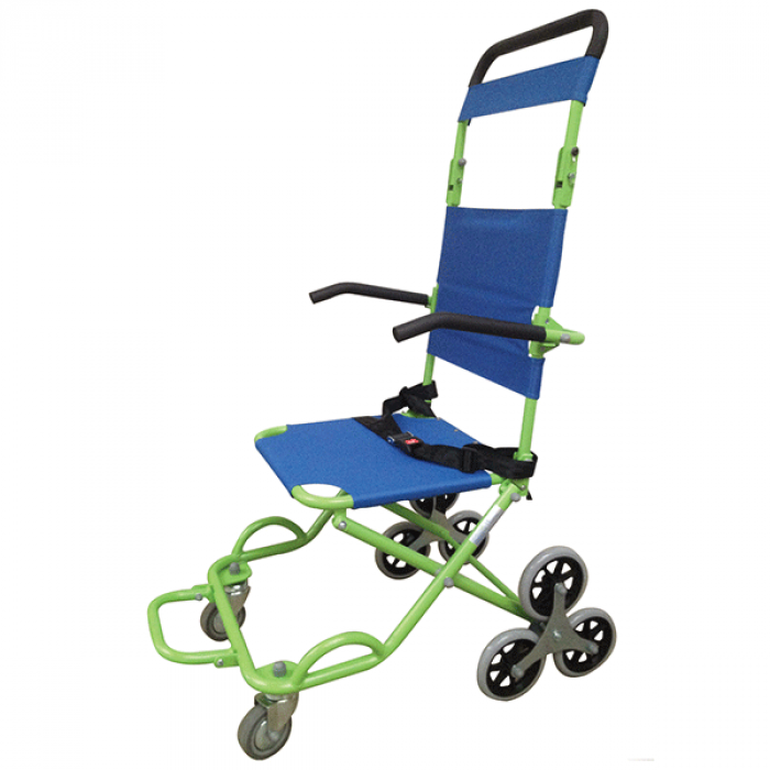 evacusafe 3 wheel transport chair