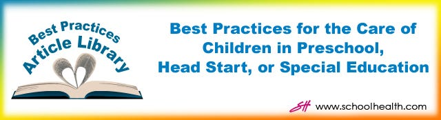 Early Childhood Best Practice Articles