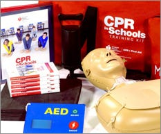 AHA CPR in School