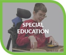 Shop by specialty Special Education