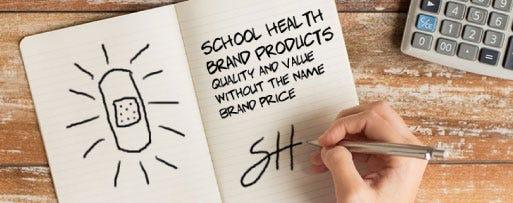 Shop School Health Brand