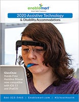 EnableMart 2020 Assistive Technology and Disability Accommodations