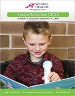 Browse School Health's 2020 Special Education Catalog