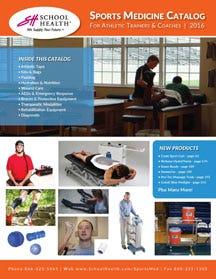2015 Sports Medicine Catalog