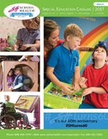 Browse School Health's 2017 Special Education Catalog