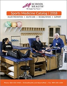 2018 Sports Medicine Catalog