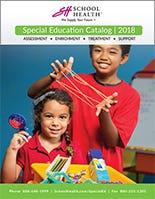 Browse School Health's 2018 Special Education Catalog