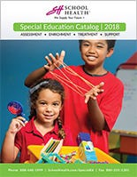 Browse School Health's 2018 Special Education Catalog