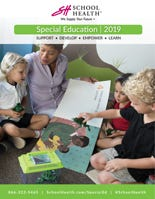 Browse School Health's 2019 Special Education Catalog
