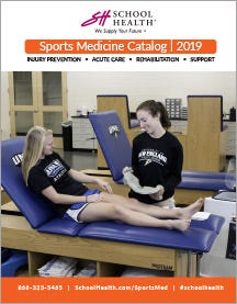 2019 Sports Medicine Catalog