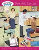 2017 Spring School Nurse & Health Services Catalog