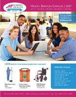2017 Health Supplies Catalog